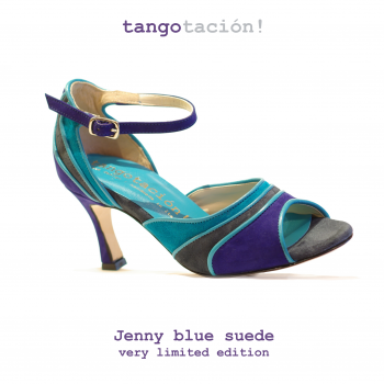 Tangotación! Jenny Turquoise LIMITED EDITION